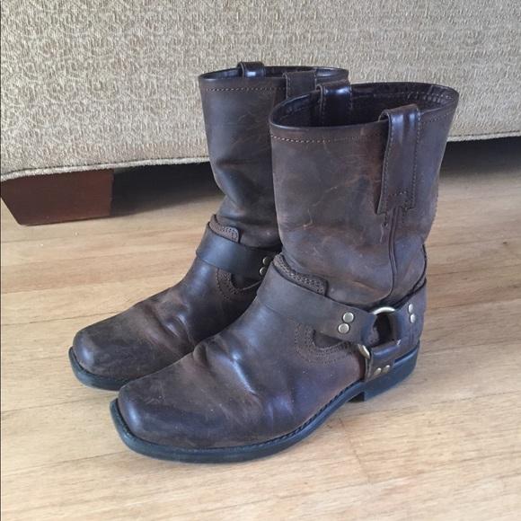 Frye Schuhes   Kids Harness Stiefel   Stiefel  Poshmark 839b12
